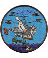 United States Drone Anti-Submarine Helicopter DASH Military Patch NEW!!! - $11.87