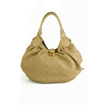 Louis Vuitton Caramel Monogram Mahina Perforated Leather Hobo Hand Bag ... - $1,583.01