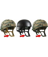Tactical MICH Helmet Strap Military Replacement Helmet Chin Strap - $9.99