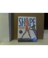 SHAPE: CARDIO TOP 40 HITS DVD - $8.30