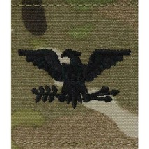 Genuine U.S. Army Gortex Rank: Colonel (O-6) - Ocp Jacket Tab - $9.88