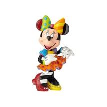 "10.24"" High Disney Britto 90th Anniversary Minnie Figurine Multicolor - $103.94"