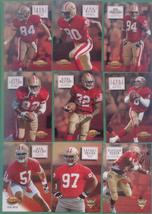 1994 SkyBox Premium San Francisco 49ers Football Set - $2.99