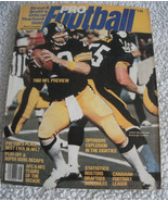 1980 PRO FOOTBALL STREET AND SMITH'S  TERRY BRADSHAW PITTSBURGH STEELERS NM - $18.49