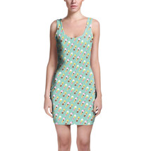 Ice Cream Sundaes Bodycon Dress - $32.99+