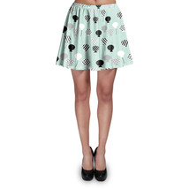 Party Balloons Mint Skater Skirt - $32.99+