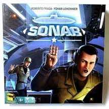 Madagot Sonar Submarine Board Game - $27.95