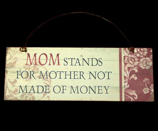Sign sm mom