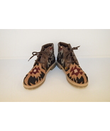 kilim cat boots kilim leather boots cat boots womenfootwear cat handmade... - $229.00