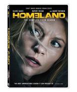 Homeland Complete Season 5 (DVD, 2017, 4-Discs Set) brand new fast free ... - $15.50