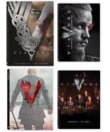 Vikings: The Complete Series Seasons 1-4 1,2,3,4 (Volume1) Free shipping - $43.50