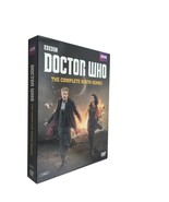 DOCTOR WHO: Complete Ninth Series, Season 9  NEW (DVD, 5-Disc Set), Fast... - $19.50
