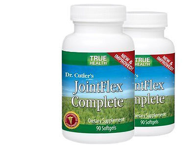 JointFlex Complete 2 Pack!! by True Health