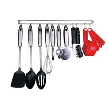 Kitchen Tools Set Hanging And Gadget Cookinex 20 Piece Metal Utensils US - €39,33 EUR