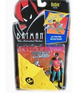 Kenner DC Comics Batman: The Animated Series Robin (with Turbo Glider) A... - $41.11