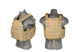 Lancer Tactical Adj Airsoft Military Plate Carr... - $64.99
