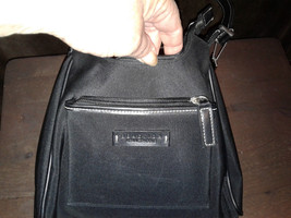 Black Kenneth Cole Reaction small Handbag EUC - $17.61