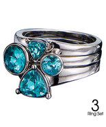 Avon Famous Forever Ring (Stackable) Size 9 - $7.50