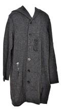 Rocawear Mens Urban Design Long Wool Blend Hoodie Sweater NWT (choose size) - $39.99