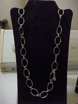 "New RLM STUDIO (Robert Lee Morris) 36"" Sterling Silver Neckl - £78.51 GBP"