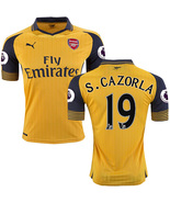 Arsenal awaay cazorla thumbtall