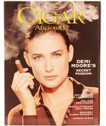 Cigar Aficionado Autumn 1996 Demi Moore Vol 5 No 1 Lonsdales Alberto Var... - $8.50