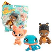 Bratz MGA Entertainment Lil Angelz Series 4 Inch Doll with 2 Pets Set - Sasha (# - $31.99
