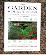 The Garden Sourcebook : A Practical Guide to Planning and Planting HC & DJ - $8.62