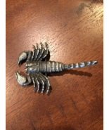 Menacing Scorpion Heavy Metal Belt Buckle - $25.00