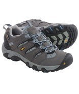 Women KEEN  Koven SIZE 7 37.5  hiking trail waterproof low light grey sh... - £51.81 GBP