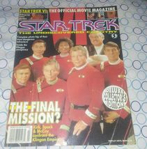 Star Trek official movie magazine, Deluxe colle... - $22.50