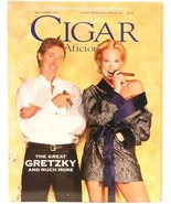 Cigar Aficionado March 1997 Wayne Gretzky Janet Jones Cuaba Guitars Davi... - $9.50