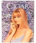 Cigar Aficionado August 1997 Claudia Schiffer Robustos Cohiba Pavarotti  - $8.50