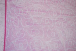 Carter's Just One You Baby Blanket - Pink ELEPH... - $34.16