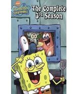 Spongebob Squarepants: The Complete 3rd Season 2005 DVD 3-Disc Set - $15.33