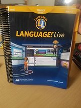 Language! Live Level 2 Teacher Edition Units 1-6 [Ring-bound] Louisa Moats, Ed.D