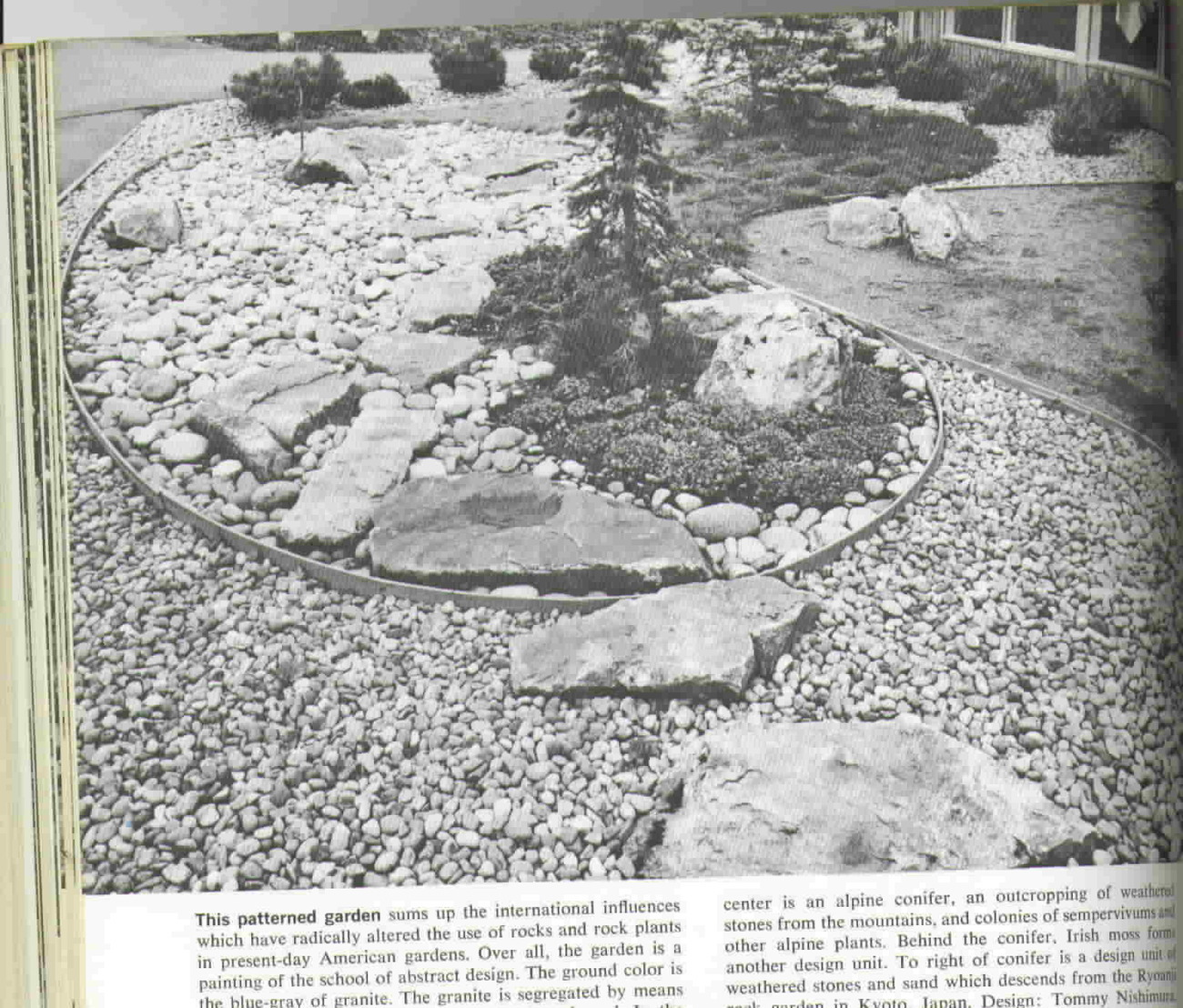 Vintage How to Plan, Establish, and Maintain Rock Gardens by George Schenk