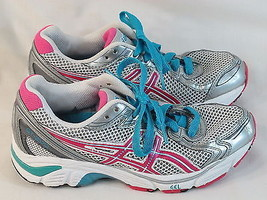 ASICS Gel GT 2170 GS Running Shoes Girl's Size 5 US Excellent Plus Condition - $32.55