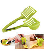 Timeproof Kitchen Fruit Slicer Vegetable Tomato... - $1.99