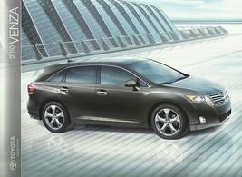 2010 Toyota VENZA sales brochure catalog US 10 Camry V6 - $7.00