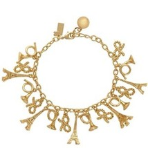 KATE SPADE PARISIAN LIGHTS EIFFEL CHARM BRACELE... - $59.99