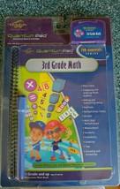 New Leap Frog Quantum LeapPad 3rd Third Grade Math Cartridge Interactive... - $9.99
