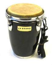Congo Drum Mini CP Brand New African Drum Low Price 1st Quality Carr Strap - $69.50