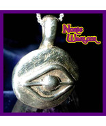 Psychic Pendant Blows Your Third Eye Wide Open! Merlin's Magick! Metaphy... - $299.99