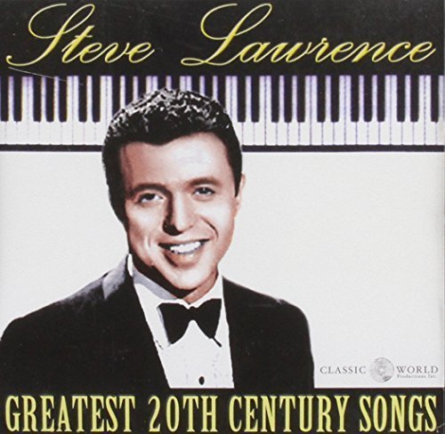 Greatest 20th Century Songs by Lawrence, Steve Cd