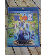 Rio 2 Blu-Ray DVD Digital HD - $9.89