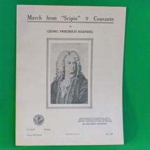 1938 Art Publication Society Teacher's Library Sheet Music, Issue 468, H... - $3.95