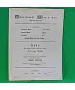 1915 Art Publication Society Teacher's Library Sheet Music, Issue 534, V... - $2.95