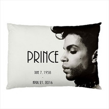 NEW Pillow Case Home Decor Prince Rest In Peace - $26.99