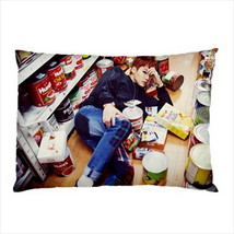 NEW Pillow Case Home Decor Bangtan Boys Korean Idol Kpop - $26.99